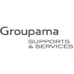 Logo Groupama Support et Services