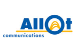 Logo Allot communications