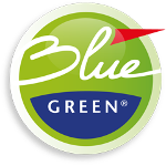 Logo Blue Green