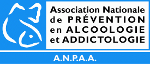 Logo ANPAA Association Nationale de Prévention en Alcoologie et Addictologie
