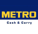 Logo Metro Cash and Carry