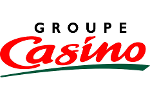 Logo Distribution Casino France (Géant, Casino Supermarchés, Petit Casino)