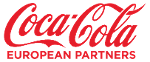 Logo Coca Cola European Partners