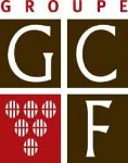 Logo GCF - LES GRANDS CHAIS DE FRANCE