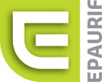 Logo EPAURIF (Etablissement Public d Amenagement Universitaire de la Région Ile de France)