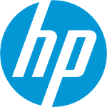 Logo HP - Hewlett Packard